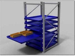 rack tiroir modulaire
