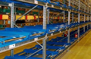 tiroir ergonomique pour entrepôt de stockage